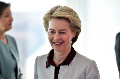 Chaos um Account der designierten EU-Kommissionspräsidentin