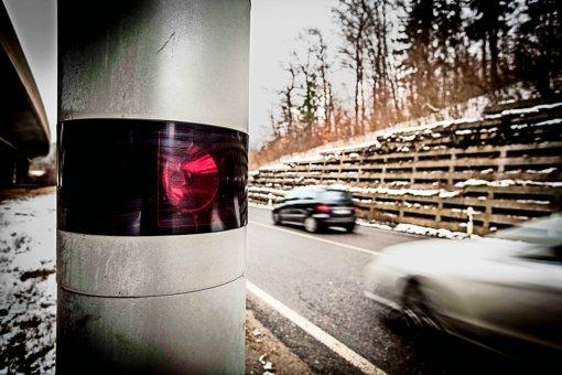 Die Tempowächter kassieren fast 600 Führerscheine