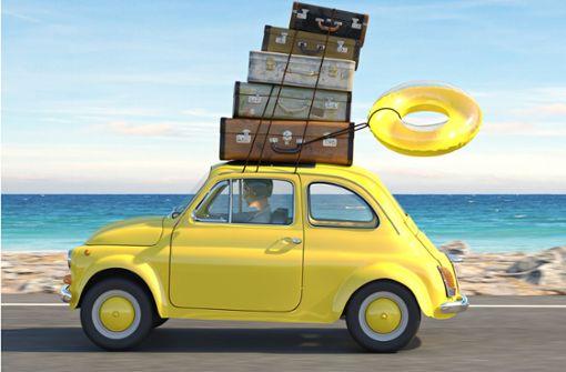 Das sollten Sie beim Urlaub mit dem Auto beachten