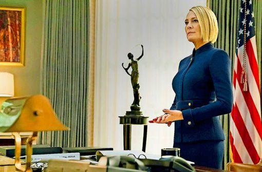 Die Frau im Weißen Haus