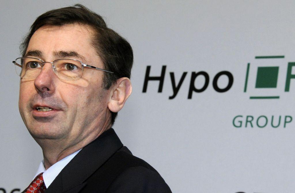 Ab 20. März muss sich Georg Funke wegen des Vorwurfs geschönter Firmenberichte vor dem Landgericht München verantworten. Foto: dpa