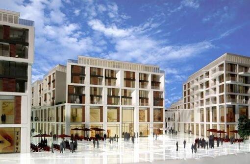 Neues Einkaufszentrum soll Milaneo heißen
