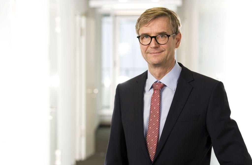 Professor Harald Dreßing ist Experte für Stalking und Gewalttaten. Foto: ZI