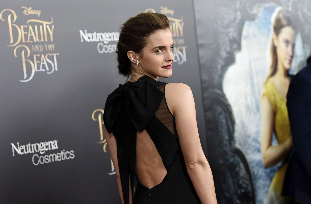 """Emma Watson verzaubert die Kinobesucher als Belle in """"Die Schöne und das Biest"""". Foto: Invision"""
