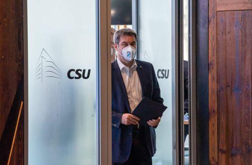 Söder verlangt Zukunftsimpulse von der Union