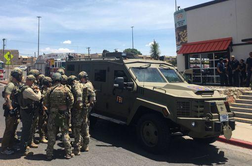 Mehrere Tote bei Schießerei in Einkaufszentrum