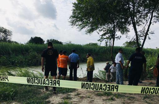 Ein Foto, zwei Tote – das ganze Drama der Migration
