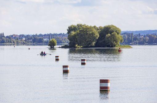 Ruderboot-Fahrer betrinkt sich und kommt mit Sohn nicht mehr an Land