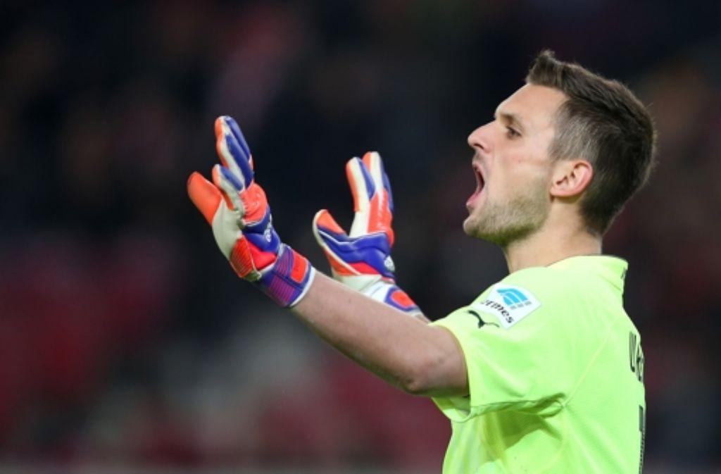 Die Entscheidung ist Sven Ulreich sicher nicht leicht gefallen. Wir blicken zurück auf seine Karriere beim VfB Stuttgart in einer Bildergalerie. Foto: Pressefoto Baumann