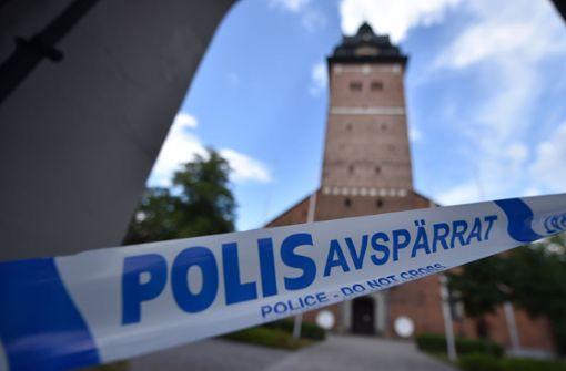 Diebe stehlen schwedische Kronjuwelen