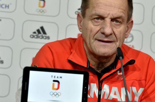 """Newsblog: Hörmann macht sich """"große Sorgen"""" um den Sport"""