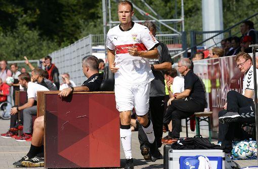 Holger Badstuber gibt alles für einen Einsatz
