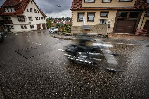 Ordentliche Luft im Stadtbezirk Sillenbuch am Dienstag