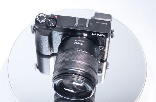 Panasonic GX80 - Videoansicht
