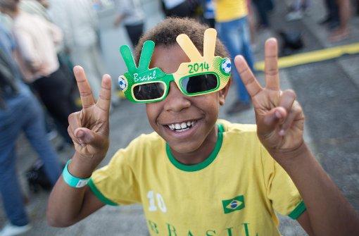 Die WM in Brasilien: ein guter Grund portugiesisch zu lernen. Foto: dpa