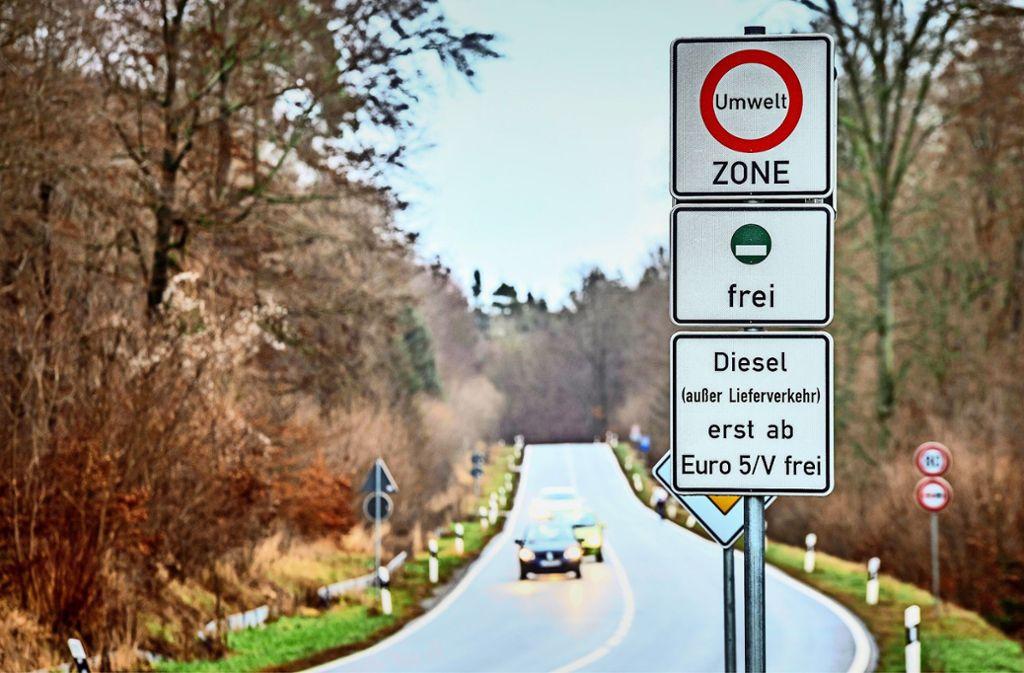 Das Verkehrsverbot gilt seit Jahresanfang in Stuttgart. Foto: Lichtgut/Julian Rettig