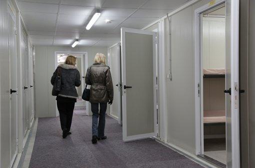 Bleibe für Flüchtlinge kostet 1,7 Millionen Euro