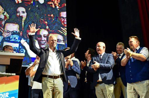 AfD-Erfolg lässt Flügel triumphieren