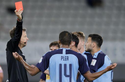 Rückschlag für Gladbach - Freiburg erkämpft sich 1:0-Sieg