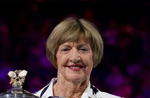 Tennis-Rekordsiegerin sorgt erneut für Kontroverse