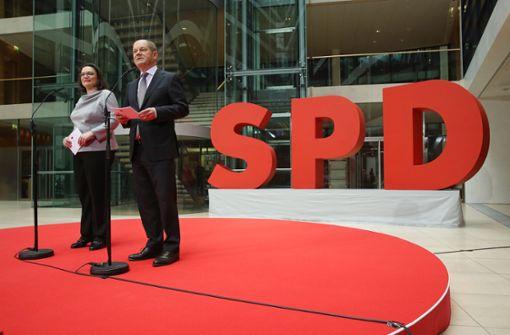 SPD: Bremsklotz oder Avantgarde?