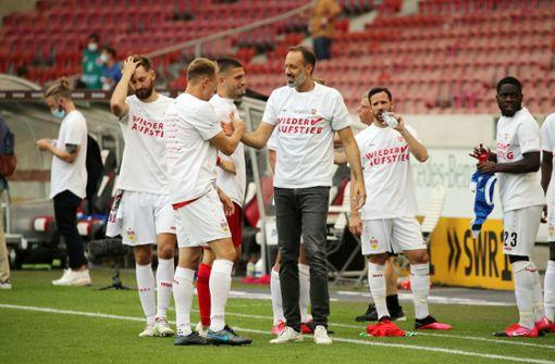 Wie gerüstet ist der Aufsteiger für die Bundesliga?