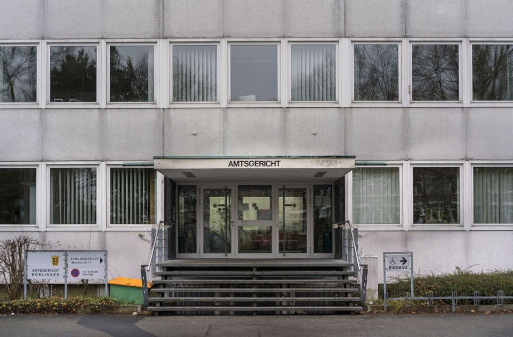 Ein 34-Jähriger musste sich vor dem Amtsgericht Böblingen wegen exhibitionistischer Handlungen entblößen (Archivbild). Foto: factum/Weise