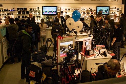 Rückblick auf die Foto-Fachmesse bei Photo-Planet in Stuttgart