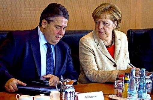 Union und SPD regeln den Wechsel in die Wirtschaft