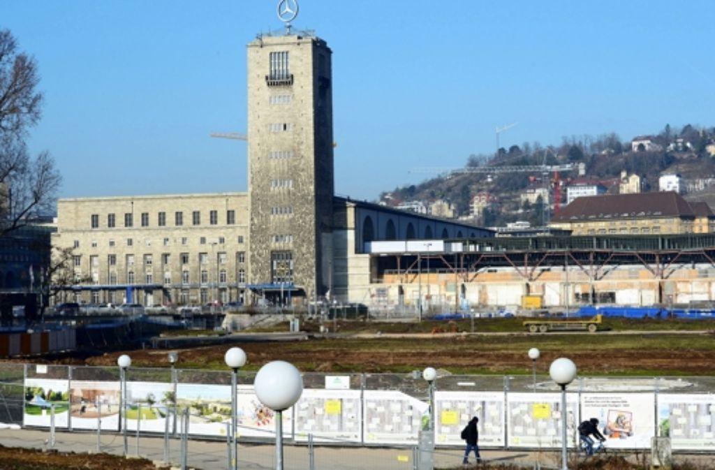Für den Stuttgart 21-Tunnelbau müssen Entrauchungsanlagen installiert werden. Foto: dpa