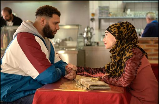 Die arabische Patin