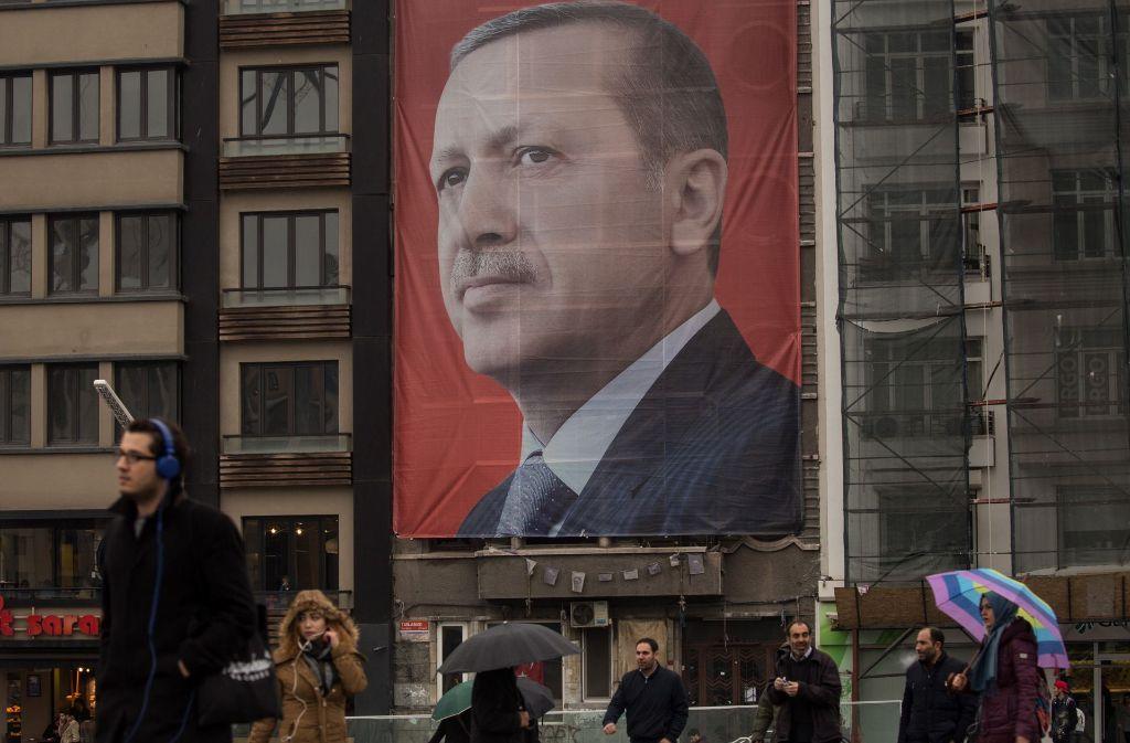 Alle Entwicklungen zur diplomatischen Krise der Türkei mit den europäischen Nato-Partnern lesen Sie in unserem Newsblog. Foto: Getty