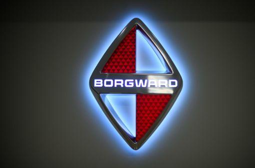 Borgward darf Logo mit der Raute behalten