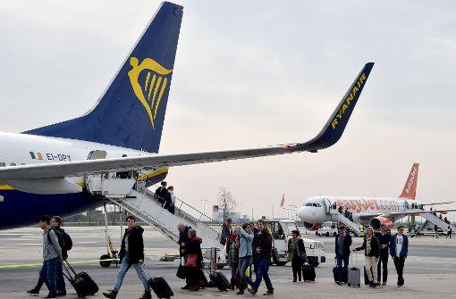 Ryanair reicht Beschwerde beim Bundeskartellamt ein