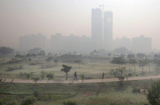 Schlimmer alsdie Luft in Peking