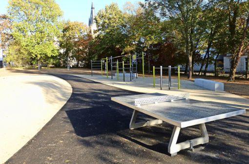 Park am Veielschen Garten öffnet Mitte November