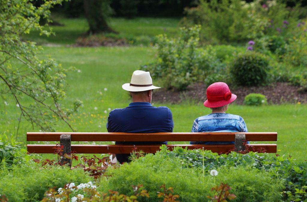 Idyllische Vorstellungen von der Rente haben heute nur noch wenige Menschen. Foto: dpa