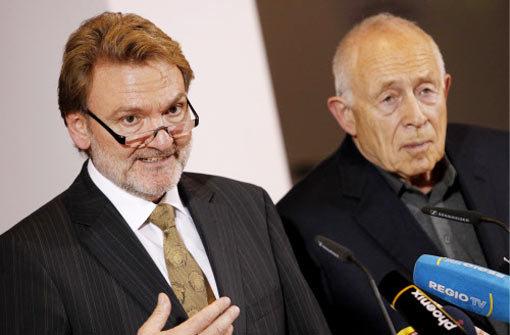 Bahn-Technikvorstand Volker Kefer hat versichert, die Daten zur Fahrplankonstruktion offen zu legen.  Foto: ddp