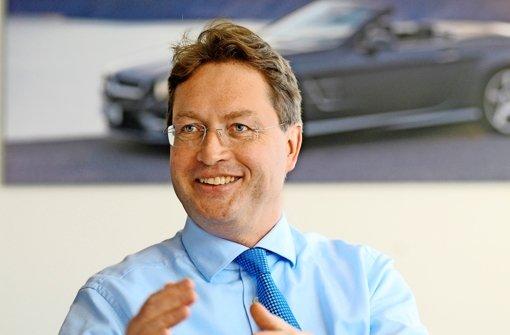 Daimler tauscht offenbar Entwicklungsvorstand aus