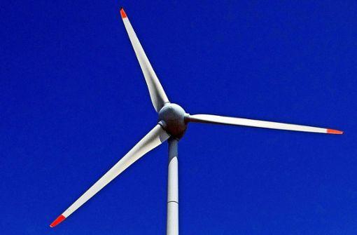 Windkraft-Attacke von zwei Seiten.