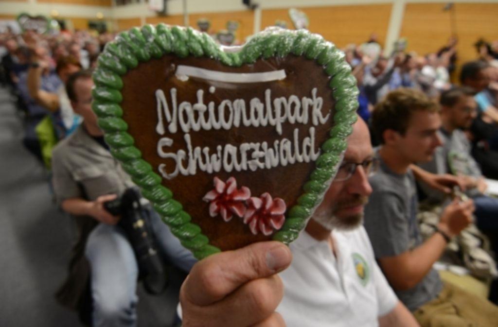 Der im Nordschwarzwald geplante Nationalpark wird laut einer Umfrage von der Mehrheit der betroffenen Bevölkerung begrüßt.  Foto: dpa