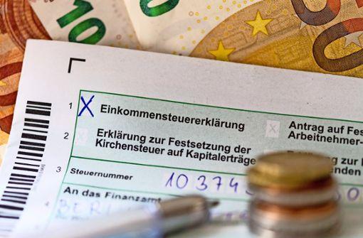 Viele Stellen in Finanzämtern unbesetzt