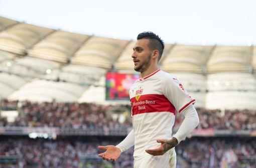 Der VfB zittert sich zum ersten Saisonsieg