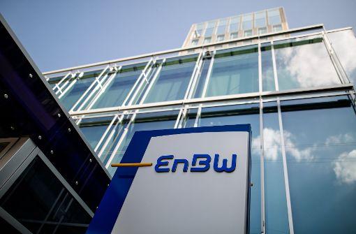 EnBW-Aktien des Landes wieder mehr wert