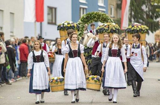 Traditionsfest lockt die Massen an