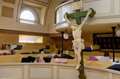 Letzte Hoffnung Kirchenasyl