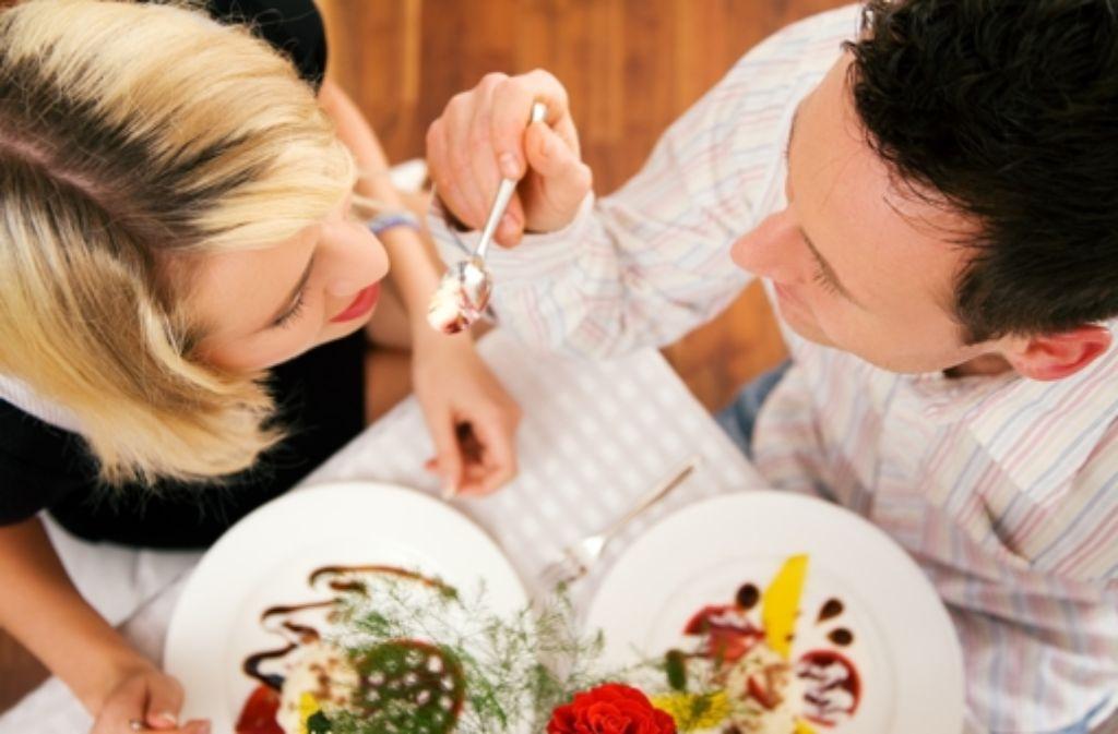 Das Naschen von fremden Tellern ist nicht in jedem Sternerestaurant gern gesehen. Foto: