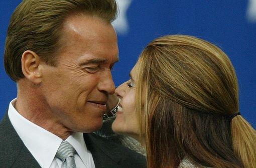 Arnie hat wohl uneheliches Kind