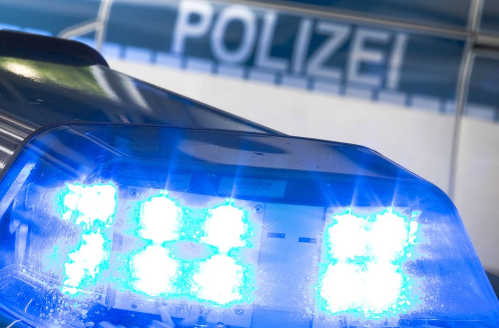 Unfall in Stuttgart-Ost. (Symbolbild) Foto: dpa