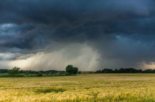 Weitere Unwetter sind möglich